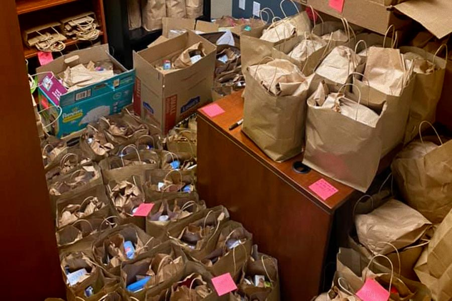 Most men and women in prison have limited access to even basic personal necessities. Grace members provided over 650 hygiene packages for individuals in the SC Department of Corrections.